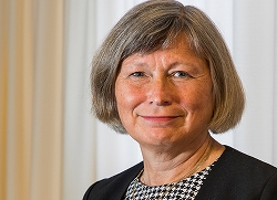 Lena Nyberg, generaldirektör, MUCF. Foto: Felix Oppenheim