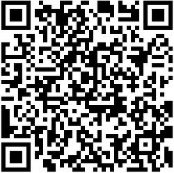 QR-kod för att komma till utvärderingen av MUCF:s nyhetsbrev