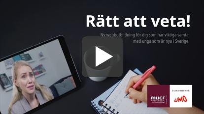Rätt att veta - Webbutbildning