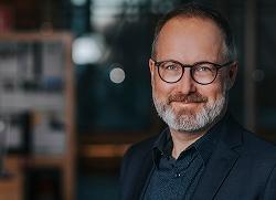 Anders Elingfors, chef på utbildningsförvaltningen i Växjö kommun. Fotograf Alexander Hall