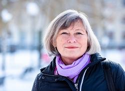 Lena Nyberg, generaldirektör, Myndigheten för ungdoms- och civilsamhällesfrågor. Foto: Linnea Bengtsson
