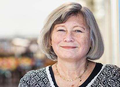 Lena Nyberg, generaldirektör, Myndigheten för ungdoms- och civilsamhällesfrågor, MUCF. Foto: Linnea Bengtsson