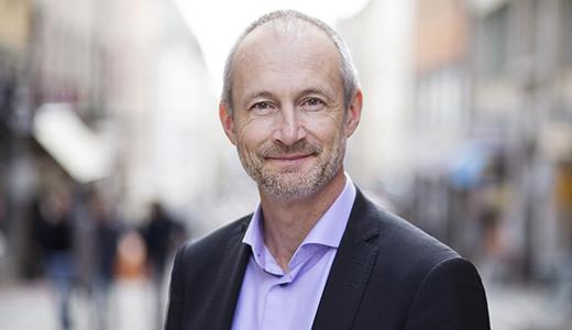 Clas Olsson generaldirektör ESV