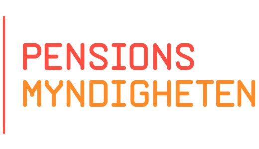 Pensionsmyndighetens logotyp