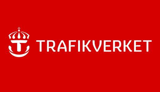 Trafikverkets logotyp.