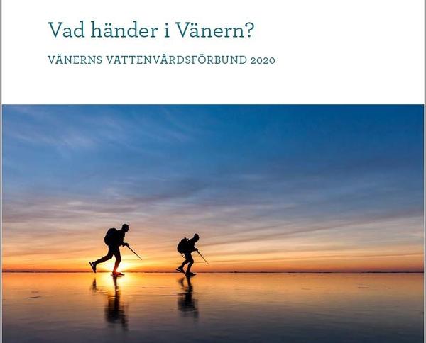 Årsrapport Vänerns vattenvårdsförbund