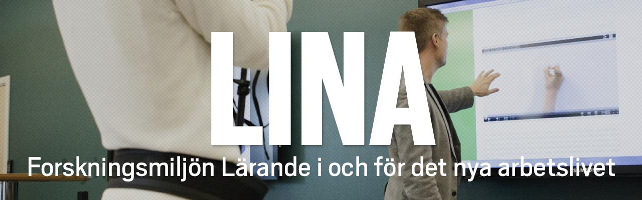 Nyheter från LINA