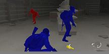 Skjermdump fra PS4-spillet, The Last of Us Part 2