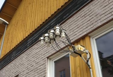 Mätinstrument för luftmätning